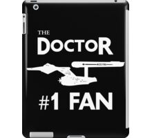 The Doctor #1 Fan iPad Case/Skin