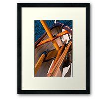 Sail Time Framed Print