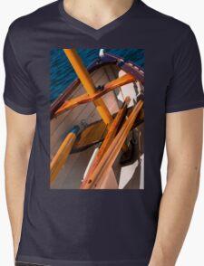 Sail Time Mens V-Neck T-Shirt