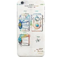 Vintage Camera Art - Twin Lens - By Sharon Cummings  iPhone Case/Skin