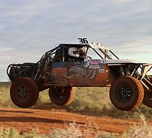 Flying Buggy by Stuart Daddow Photography