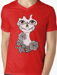 Esmeralda Mens V-Neck T-Shirt