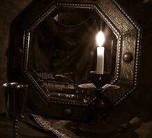 Through a glass darkly by fotdmike
