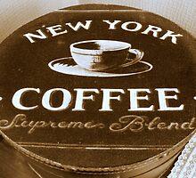 New York Coffee by coffeebean
