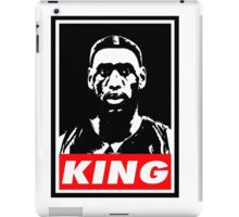 King James iPad Case/Skin