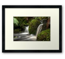 Cold Waters Framed Print