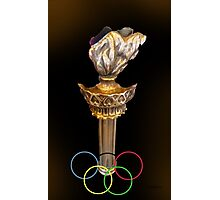 XXII Winter Olympic Games Photographic Print