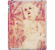 Raspberry and Vanilla  iPad Case/Skin