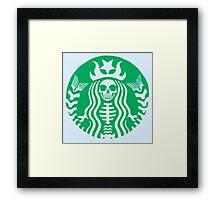 Corporate Coffee Framed Print