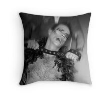 i fell from a great height #10 (for my light shall not forsake thee) Throw Pillow