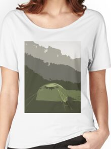 Le Tent Women's Relaxed Fit T-Shirt