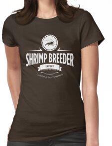 Shrimp Breeder - Expert Womens Fitted T-Shirt