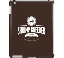 Shrimp Breeder - Expert iPad Case/Skin