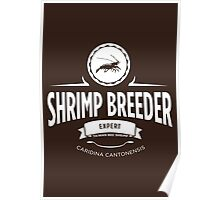 Shrimp Breeder - Expert Poster