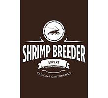 Shrimp Breeder - Expert Photographic Print
