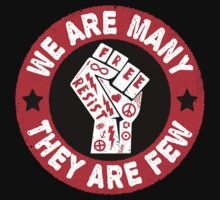 We Are Many... T-Shirt