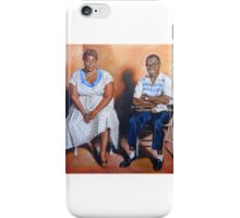 Ella Fitzgerald & Louis Armstrong iPhone Case/Skin