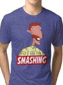 Nigel Thornberry  Tri-blend T-Shirt
