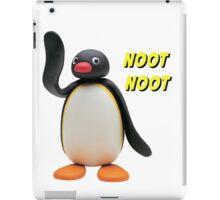 Pingu iPad Case/Skin