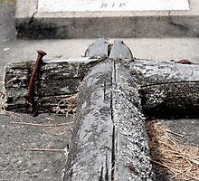 Old Cross by yurix