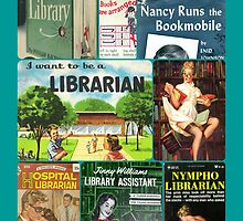Librarians on Books by Jen  Talley