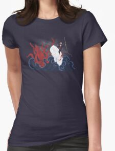 Dangerous Waters Womens Fitted T-Shirt