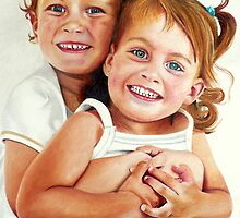 Joshua & Kristen by Lance Barnard