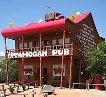 Ettamogah Pub - Albury, NSW, Australia by Jennifer Saville