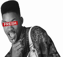Fresh Prince by FreshPrintsCo