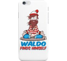 Where's Waldo iPhone Case/Skin