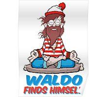 Where's Waldo Poster