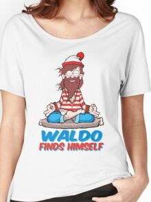 Where's Waldo Women's Relaxed Fit T-Shirt