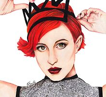Hayley Williams by Emily  (Charlotte) Smith
