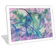 Blowing in the wind - abstract 1 Laptop Skin