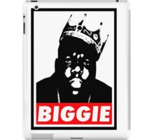 Biggie iPad Case/Skin