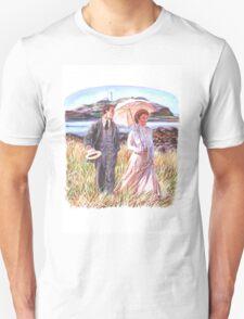 Edwardian Couple T-Shirt