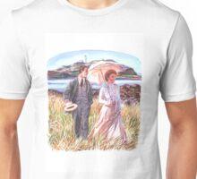 Edwardian Couple Unisex T-Shirt