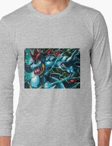 Feraligatr Swagger Long Sleeve T-Shirt