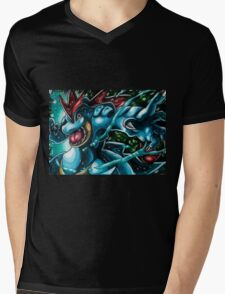 Feraligatr Swagger Mens V-Neck T-Shirt