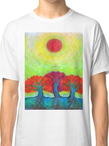 The Sun Three  Classic T-Shirt