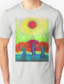 The Sun Three  T-Shirt