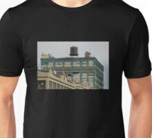 A Water Tower Grows in Brooklyn Unisex T-Shirt