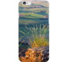 Palouse from Steptoe butte iPhone Case/Skin