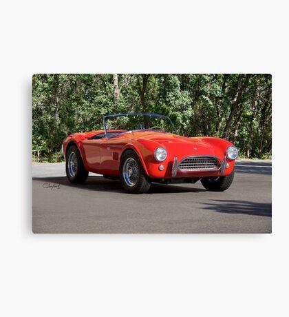 1964 AC Cobra 289 II Canvas Print