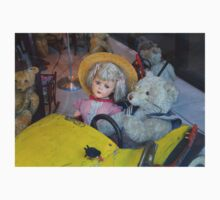 Antique Teddy Bear Got Company Kids Clothes