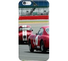 Red Racers iPhone Case/Skin