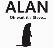 Alan! by SMalik