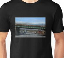 Driving Through Staten Island Unisex T-Shirt