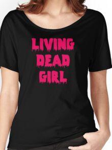 Living Dead Girl Women's Relaxed Fit T-Shirt