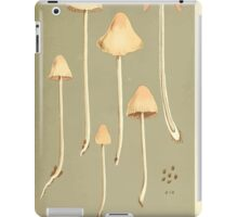 Illustrations of British Fungi by Mordecai Cubitt Cook 1891 V4 0635 AGARICUS  PSILOCYBE  PELLOSPERMUS iPad Case/Skin